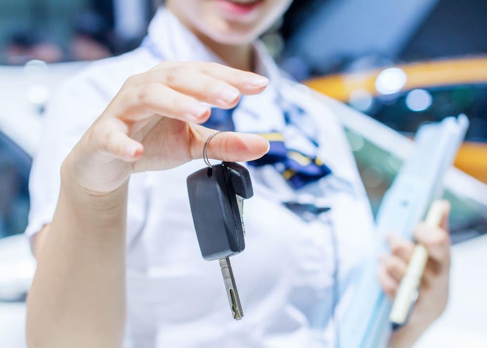 Сдача машины в аренду для такси