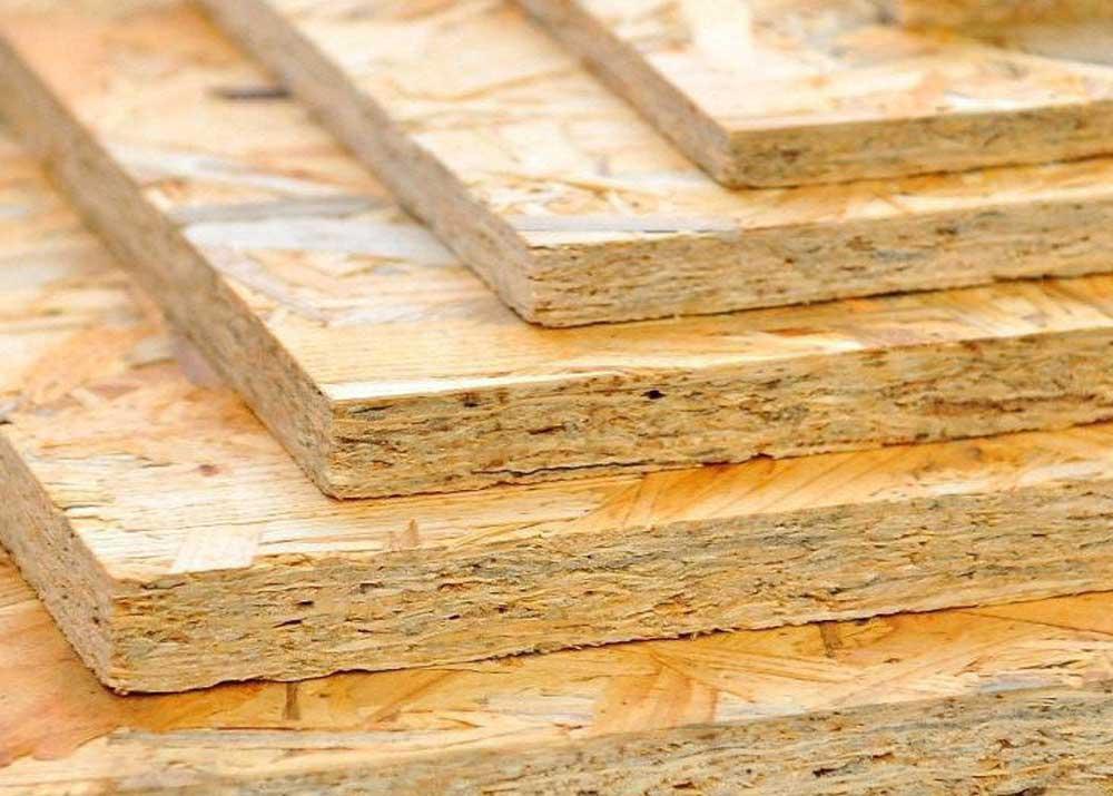 Ориентированно-стружечная плита как строительный материал