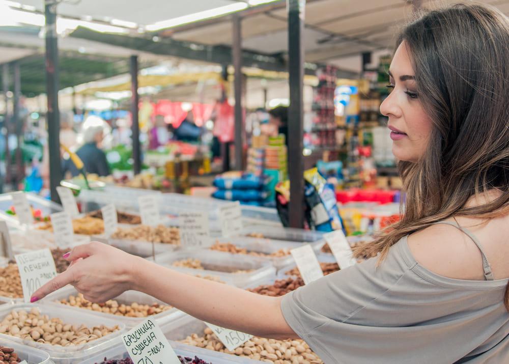 Как торговать овощи сухофрукты чтобы в обидку не пошел