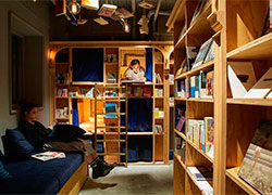 Бизнес-идея №5934. Книжный хостел