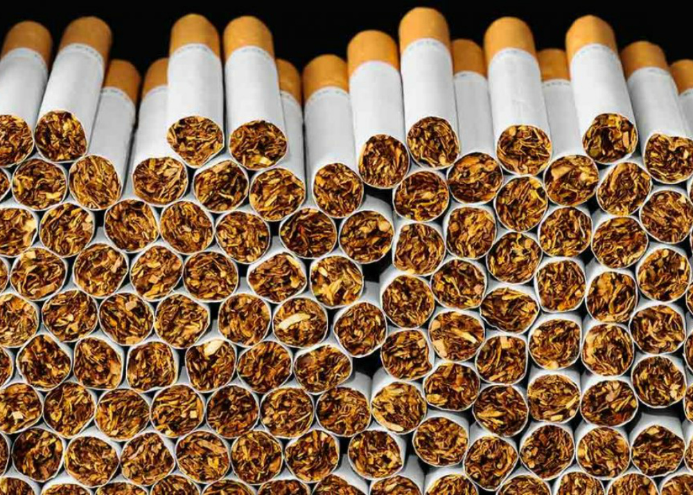 В России сократился выпуск сигарет