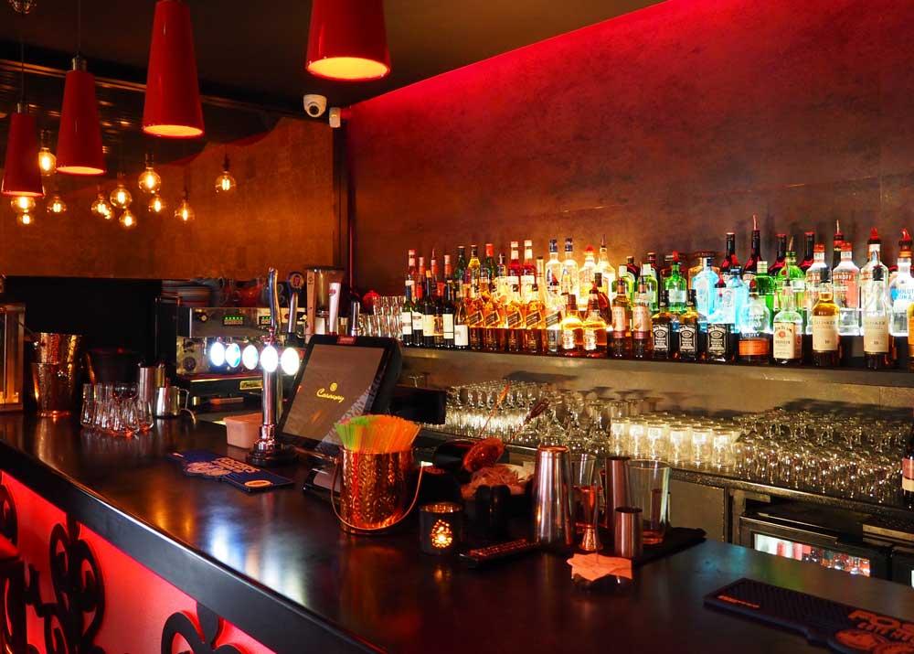 Как открыть свой lounge-бар - Бизнес