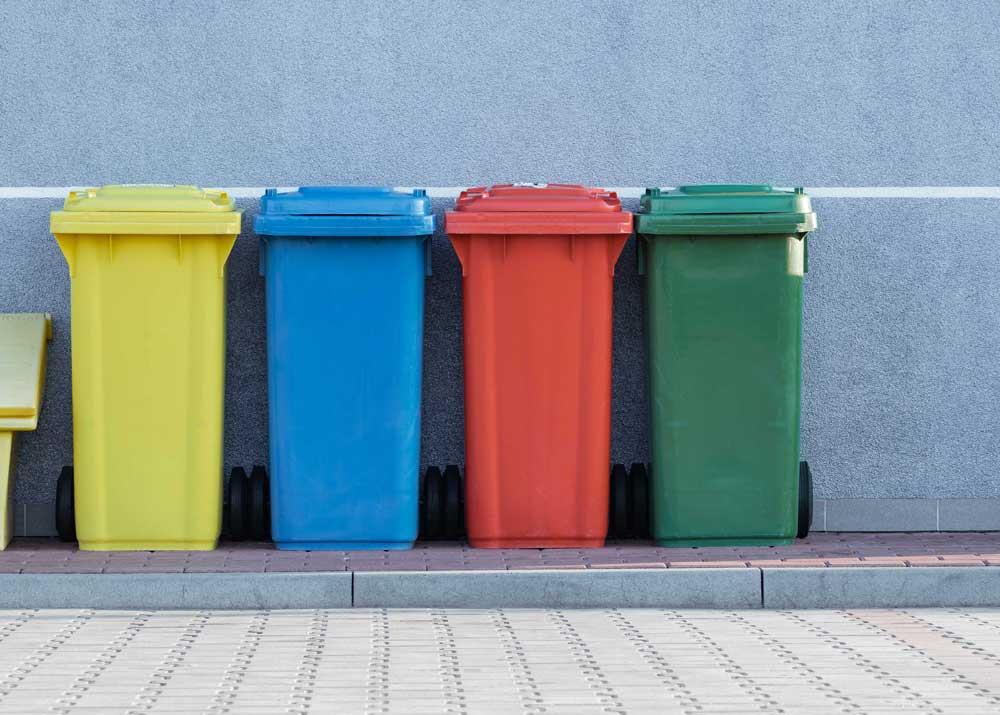 Вторичная переработка мусора в россии