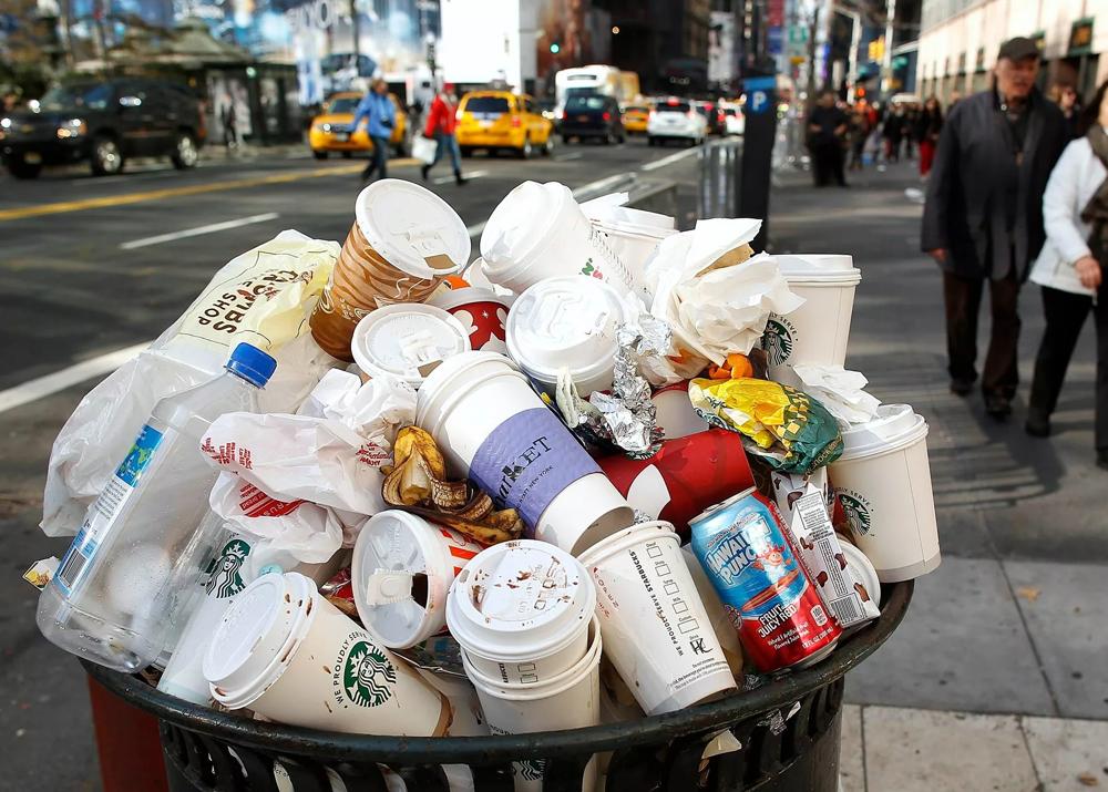 Функциональные, промышленные и городские отходы: сбор и утилизация
