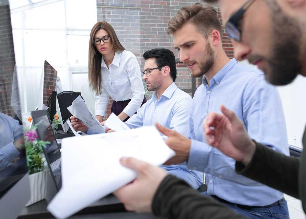 Консалтинговые услуги – как открыть собственный бизнес с минимальными вложениями.