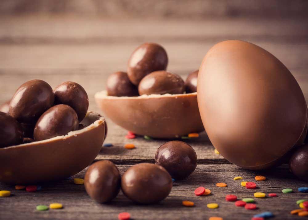 Свой бизнес: производство шоколадных яиц
