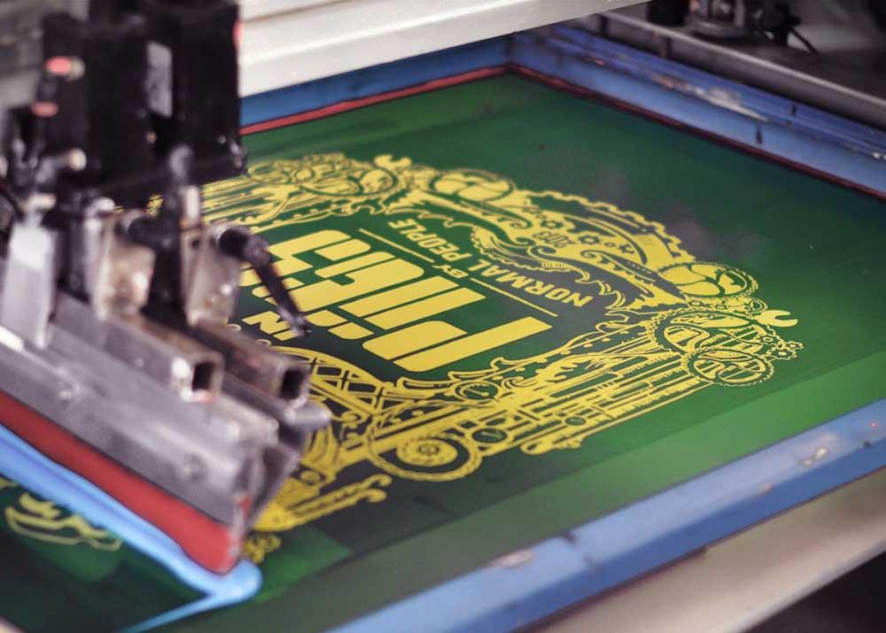 Свой бизнес: трафаретная печать