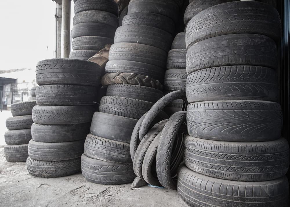 Бизнес по переработке резиновых покрышек
