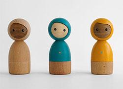 Бизнес идея №5421. Умные деревянные куклы для игр и общения – без гаджетов и компьютера