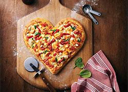 Бизнес-идея №5938. Пицца в виде сердца