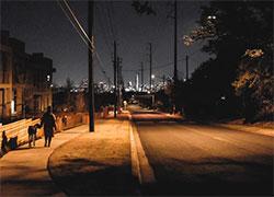Бизнес идея №5318. Навигационное мобильное приложение по освещённым улицам ночного города
