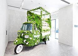 Бизнес-идея №5705. Трехколесник в виде цветочного магазина