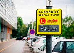 Бизнес идея №5456. Дорожные знаки из электронной бумаги