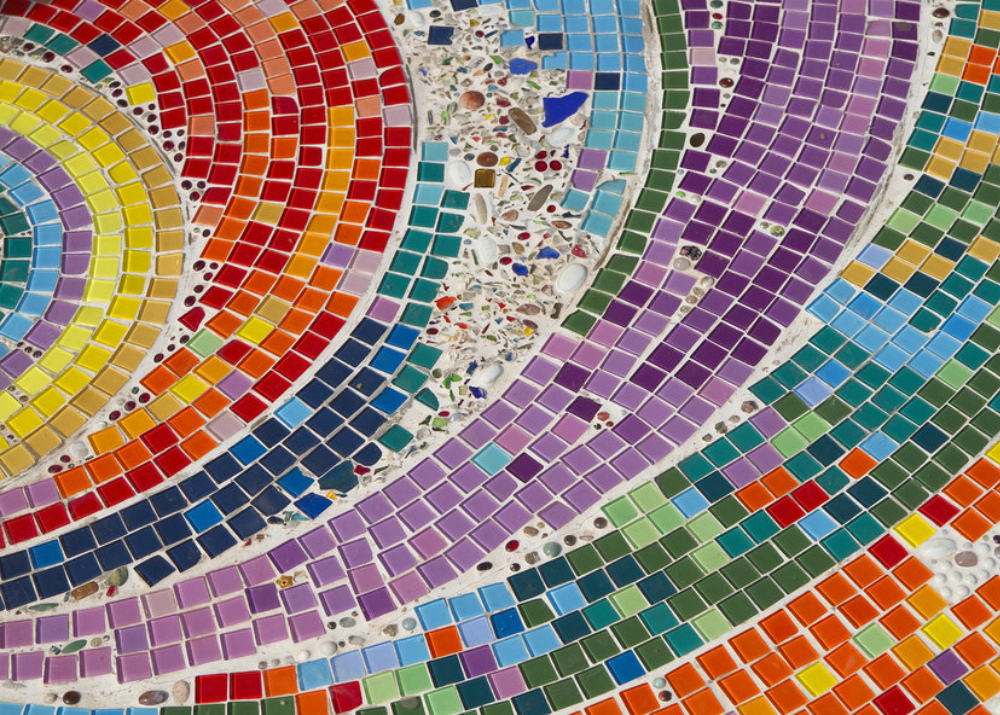 Свой бизнес: производство мозаики