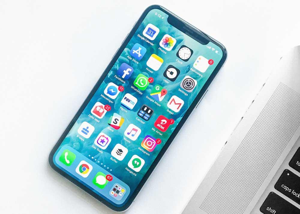 Обзор рынка мобильных приложений