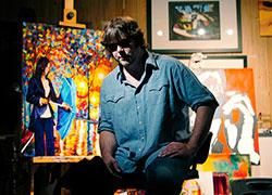 55 удивительных картин слепого художника Джона Брамблитта (John Bramblitt)