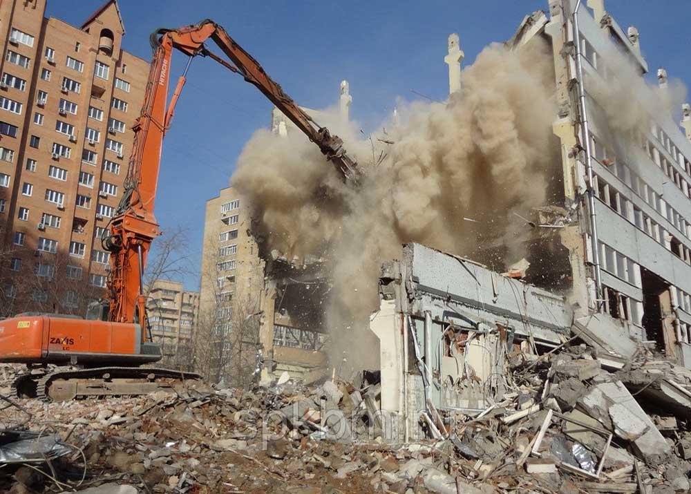 Картинки по запросу Почему стоит доверить снос зданий профессионалам