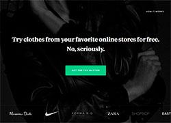 Бизнес идея №5532. Он-лайн магазин мультибренд одежды даёт «походить»…бесплатно!