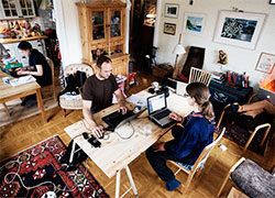 Бизнес идея №5192. Как сделать частную квартиру коворкинг офисом?