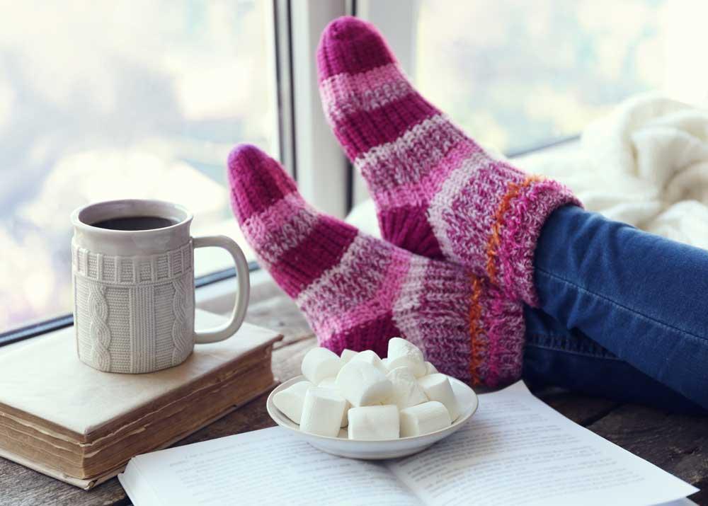 Калькуляция вязания носков на автомате