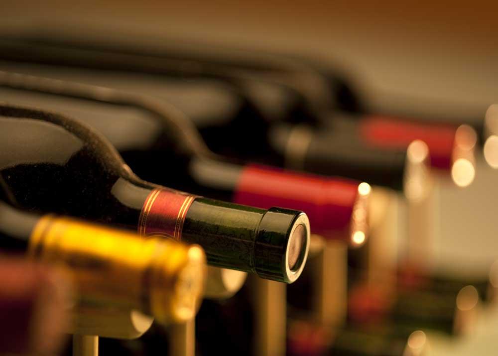 Изделие и продажа вина
