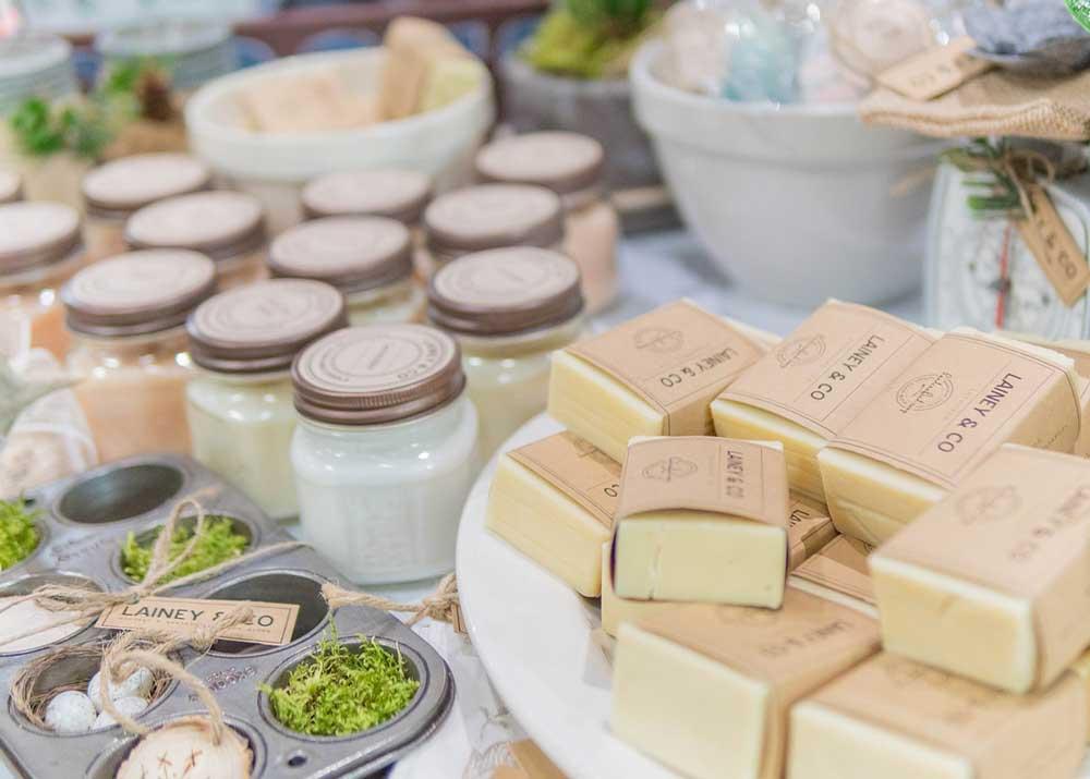 Открыть производство натурального мыла