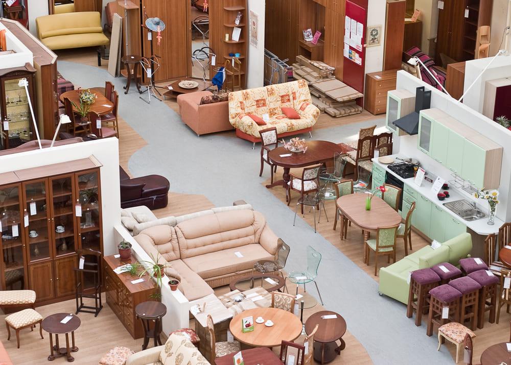 Организация продаж мебели собственного производства
