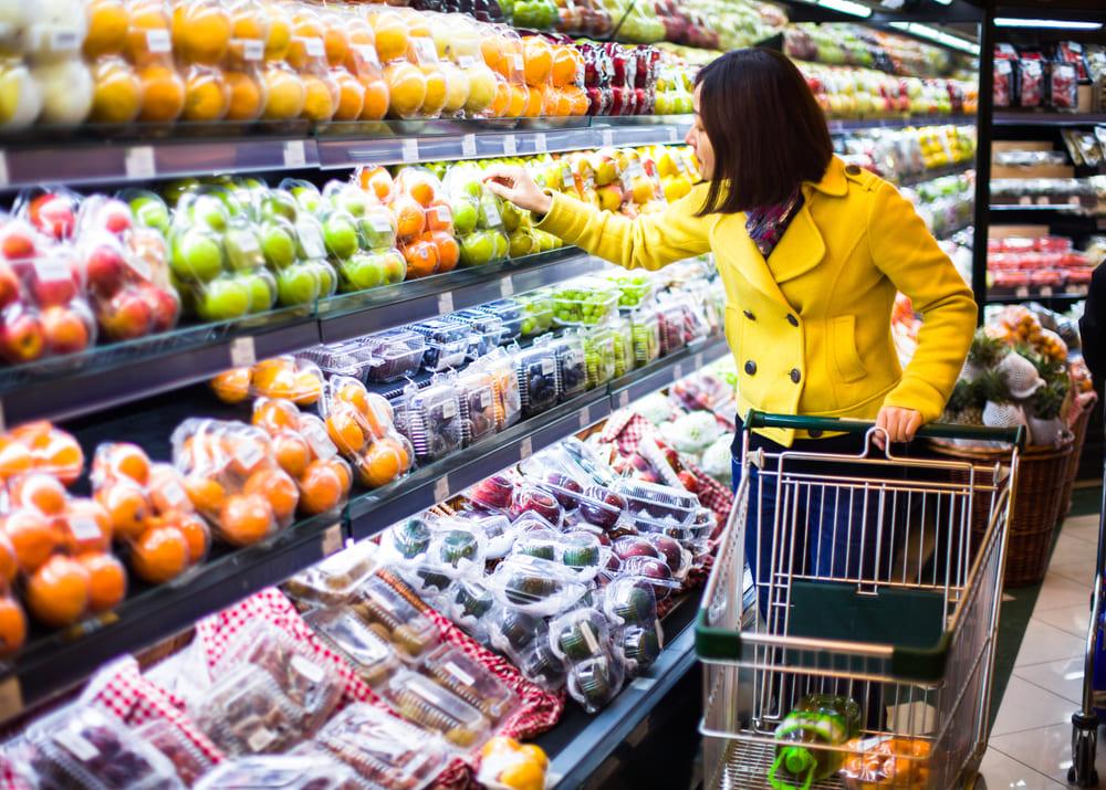 Как заработать маленькому продуктовому магазину конкурировать с сетью