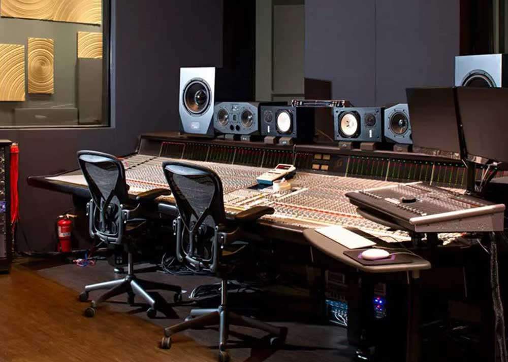 Бизнес-план студии звукозаписи