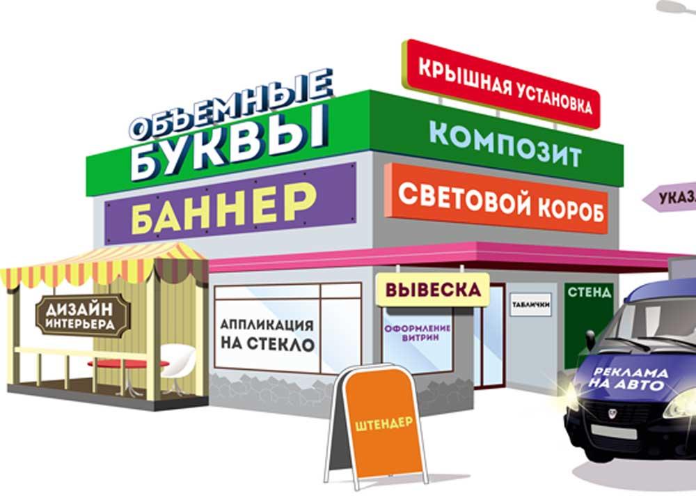 Открытие рекламного бизнеса