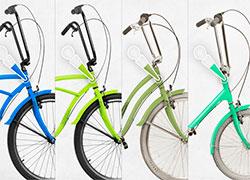 Рекламная идея №5214. Креативная рекламная кампания от велосипедного бренда