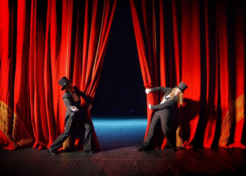 Свой бизнес как открыть частный театр