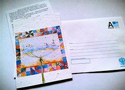 Бизнес идея №5465. Цветочный кроссинг – Посткроссинг или открытки с семенами