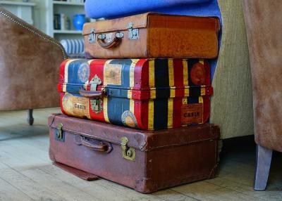 Свой бизнес: производство и продажа дорожных сумок и чемоданов