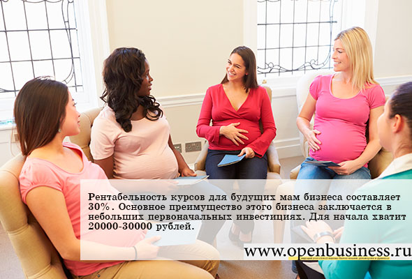 Кто проводит курсы для беременных