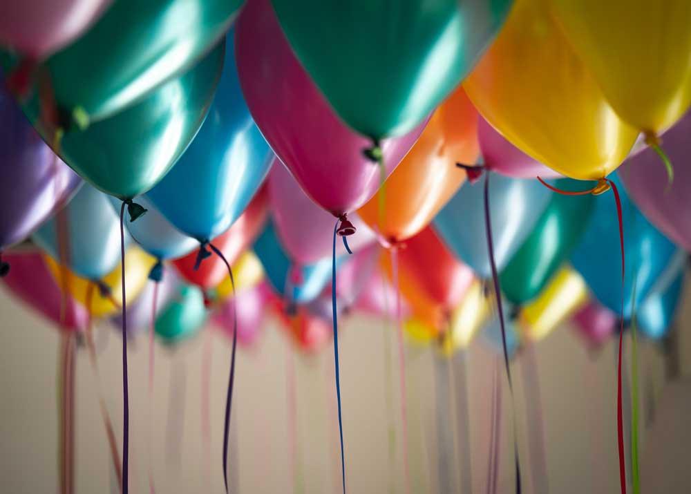 Печать на воздушных шарах и пакетах