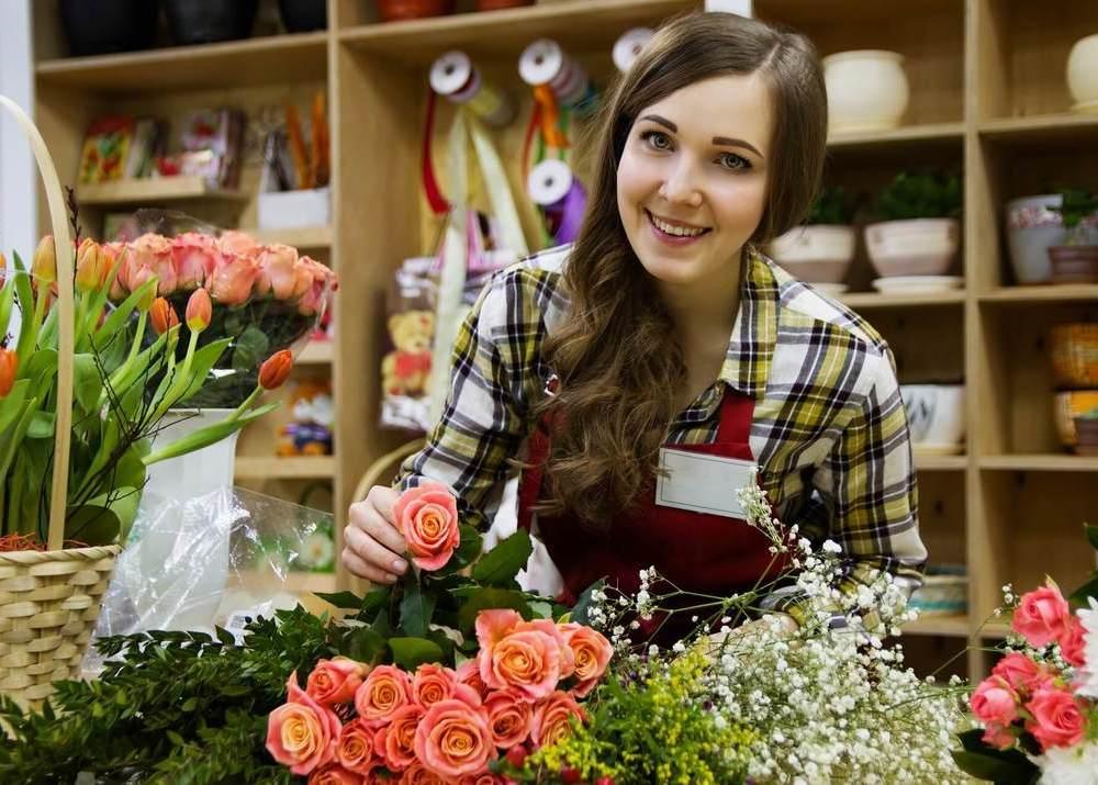 Цветочный магазин курсовая работа 864
