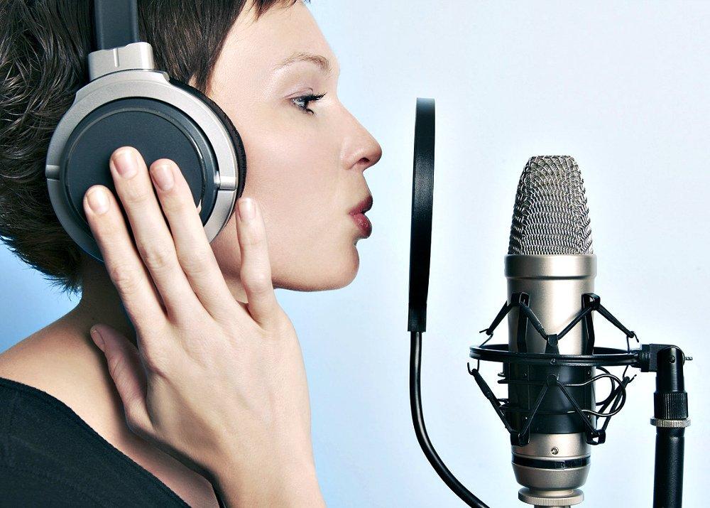 Озвучка роликов и аудиокниг