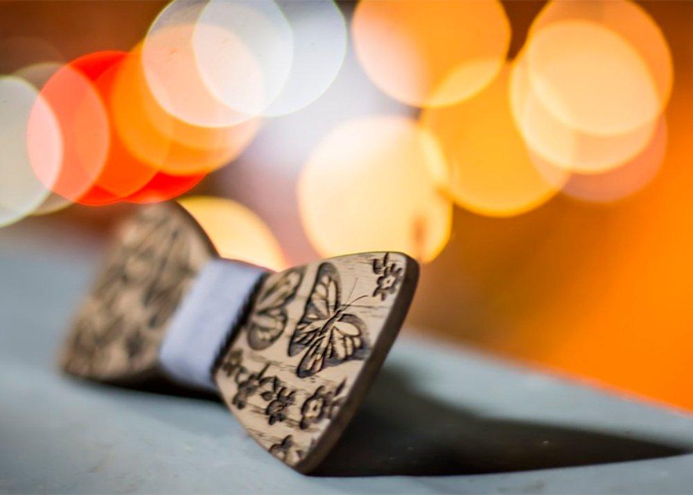Производство и продажа нестандартных галстук-бабочек