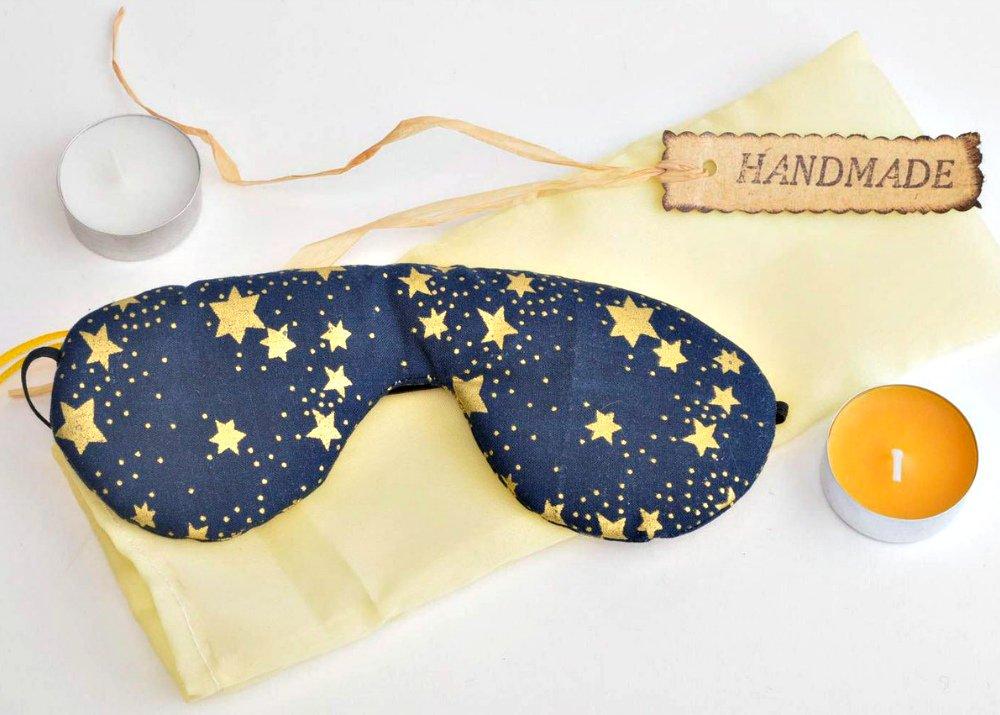 Производство масок для сна