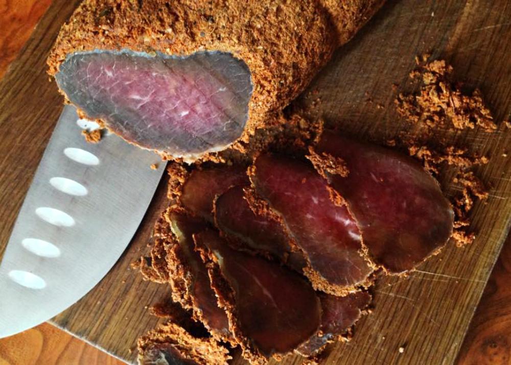 Производство сыровяленых деликатесов