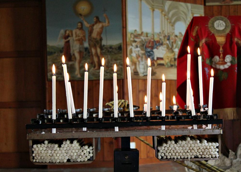 Производство церковных свечей