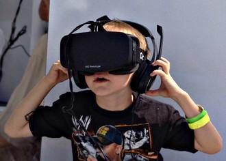 Свой бизнес: аттракцион виртуальной реальности