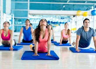 Свой бизнес: открываем йога-студию