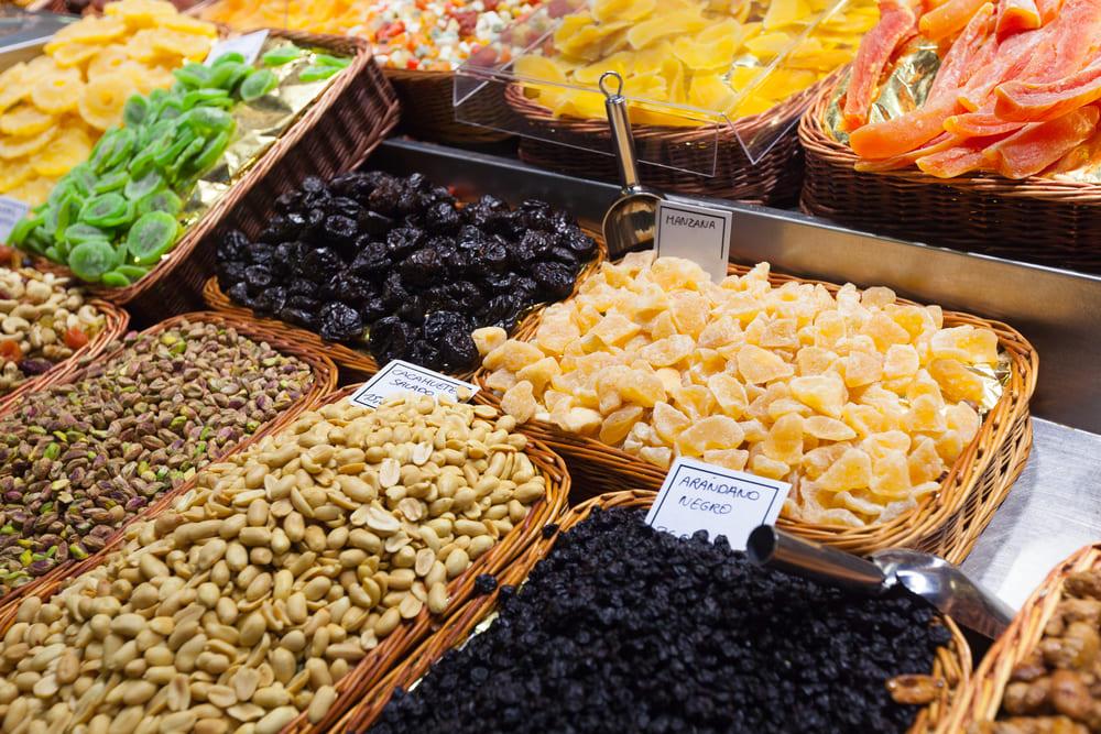 Свой бизнес: как открыть магазин сухофруктов и орехов