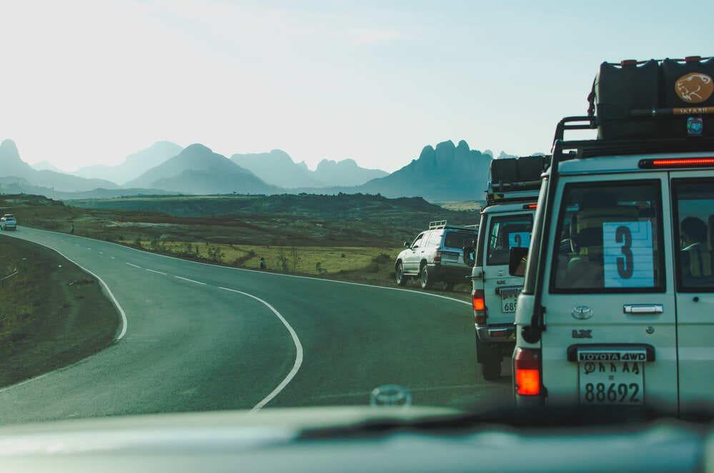 Джип-туры: бизнес на внедорожниках