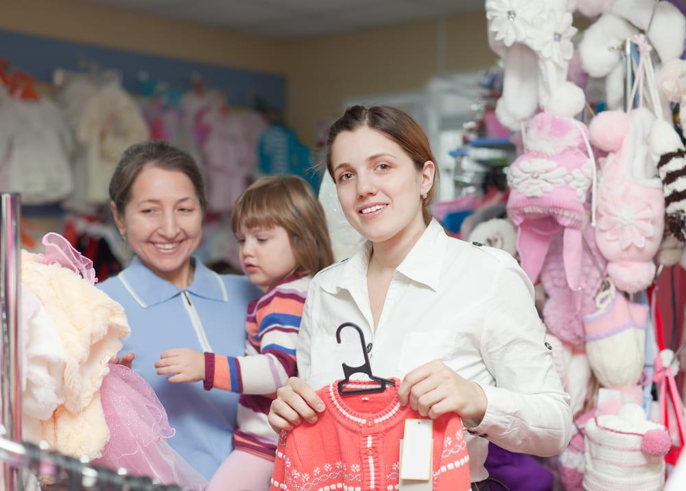 Свой бизнес: как открыть магазин детских комиссионных товаров