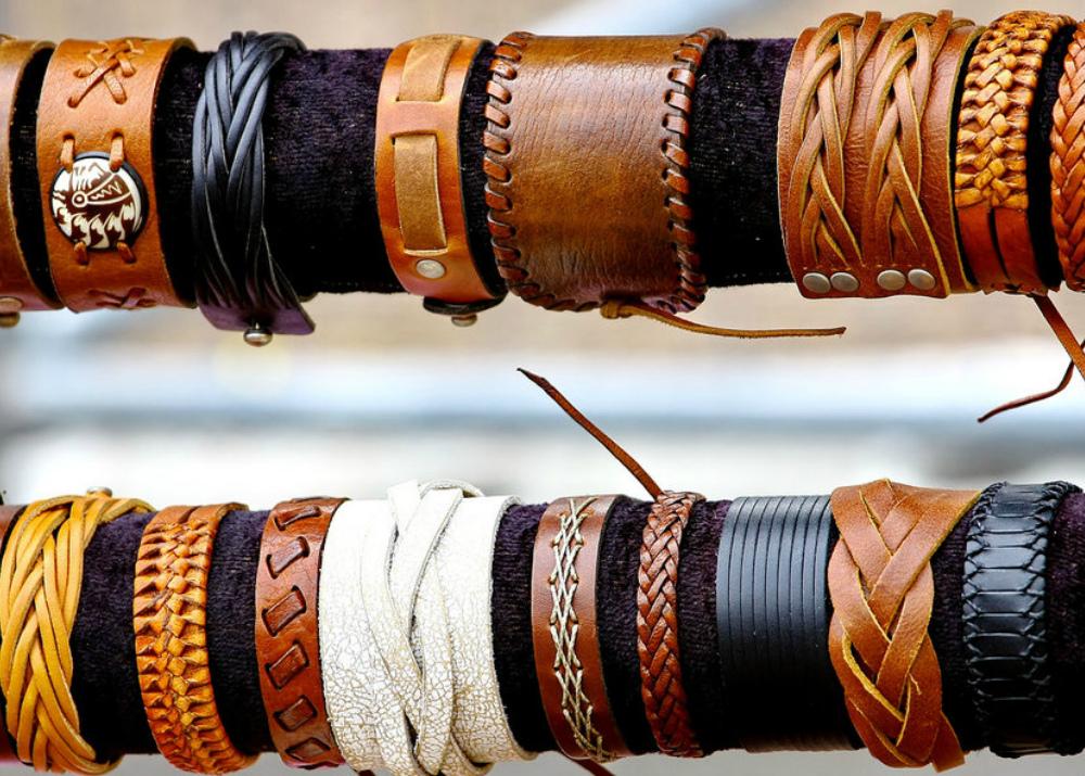 Творческий бизнес: изготовление аксессуаров из натуральной кожи