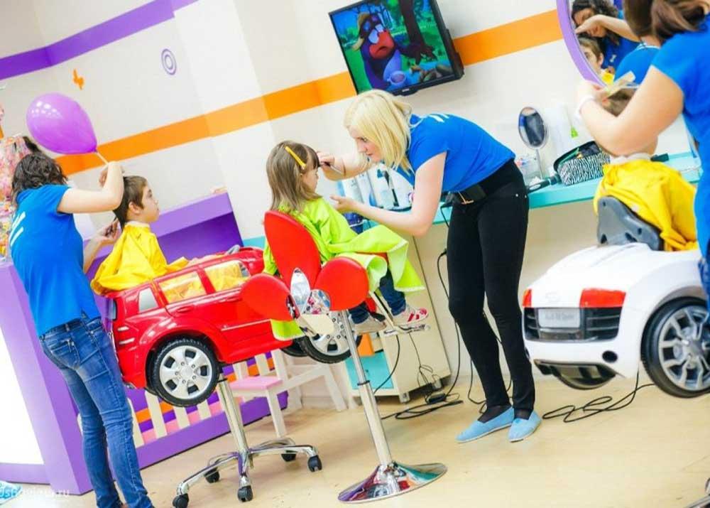 Бизнес-план детской парикмахерской