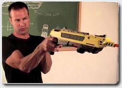 Бизнес-идея №4582. Ружьё для стрельбы по мухам крупной солью